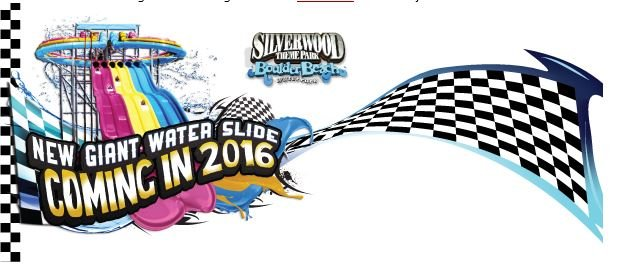 There's a new water slide coming to Silverwood's Boulder Beach in 2016