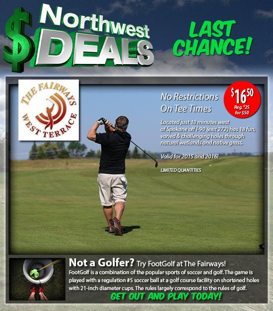 67% off The Fairways Golf Course