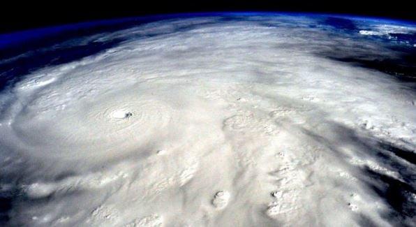 Hurricane Patricia (PHOTO: stationcdrkelly/Instagram)