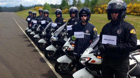 Emphasis patrols begin Tuesday. Photo: Twitter/WSP