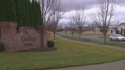 A subdivision just east of Heutter known as the Landings is oddly divided with half the neighborhood belonging to the Post Falls school district and the other half to the Coeur d'Alene School district.