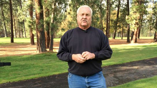 Course Superintendent Roy Cheney is retiring after 30 years.