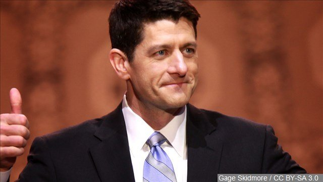 House Republicans have nominated Wisconsin Republican Rep. Paul Ryan to become the chamber's next speaker.