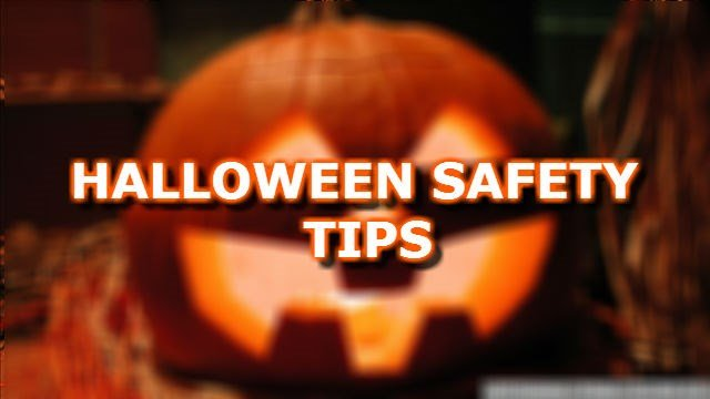The Spokane Fire Department is reminding citizens to be safe this Halloween