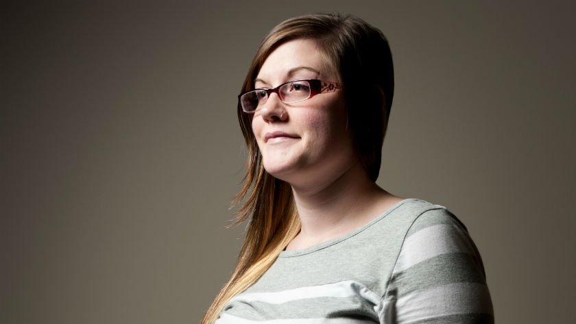 Now 18-years-old, Shasta Groene says she feels a peace in her life that she's never felt before