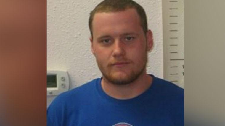 Kolton J. Dana was arrested Friday. (PHOTO: DOC)