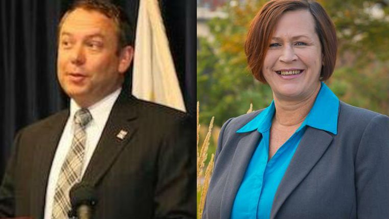 Mayor Condon is currently defeating challenger Shar Lichty