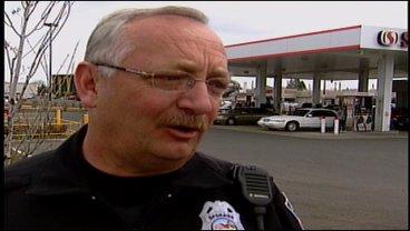 Spokane Police Corporal John Strickland