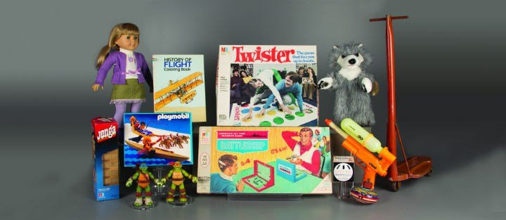 The class of 2015 announced Thursday also includes the old-as-time puppet and Super Soaker - think squirt gun on steroids.
