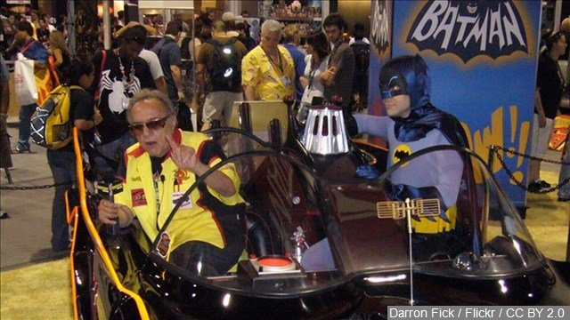 George Barris, who created television's original Batmobile, along with scores of other beautifully customized, instantly recognizable vehicles that helped define California car culture, has died at age 89.