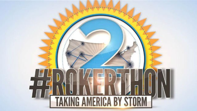 Rokerthon 2 is upon us! Photo: NBC