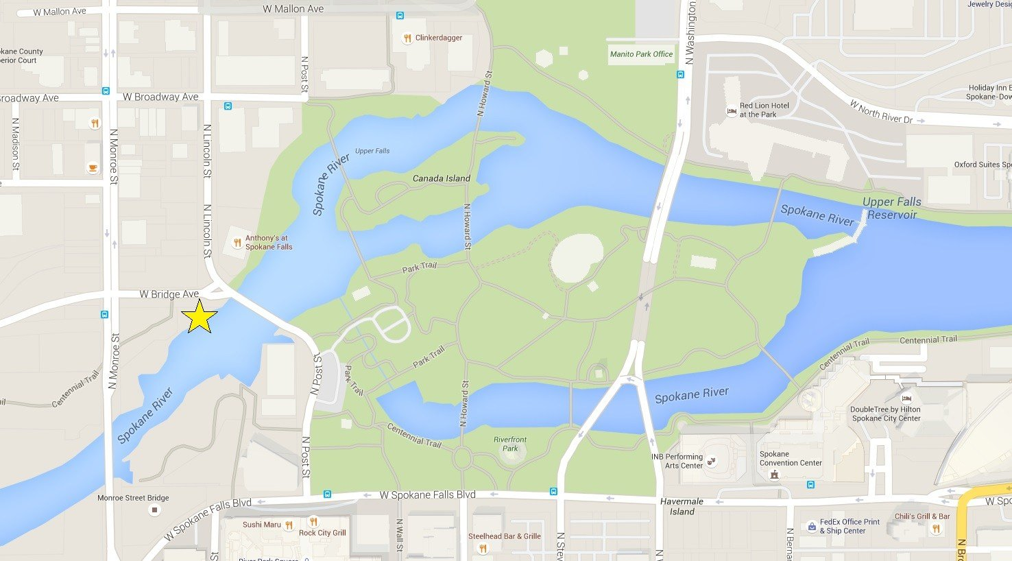 This map shows where Al Roker will be Sunday morning