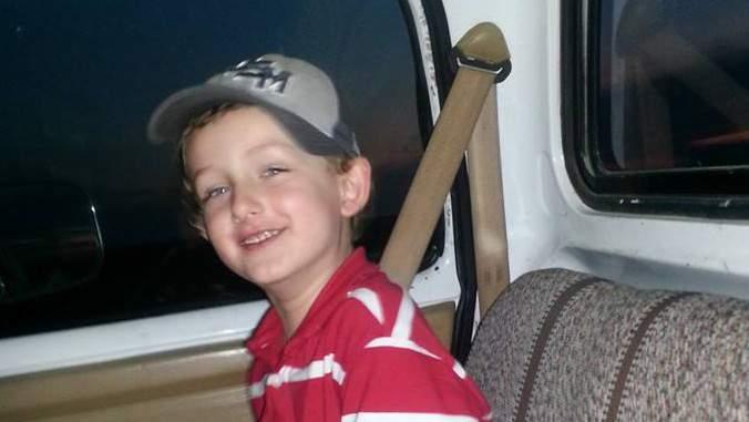 6-year-old Jeremy Mardis