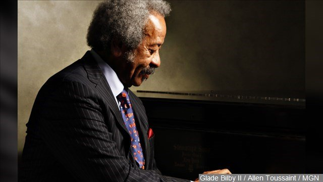 Legendary New Orleans musician and composer Allen Toussaint has died after suffering a heart attack following a concert he performed in the Spanish capital.