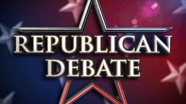 GOP presidential candidates meet for 4th debate