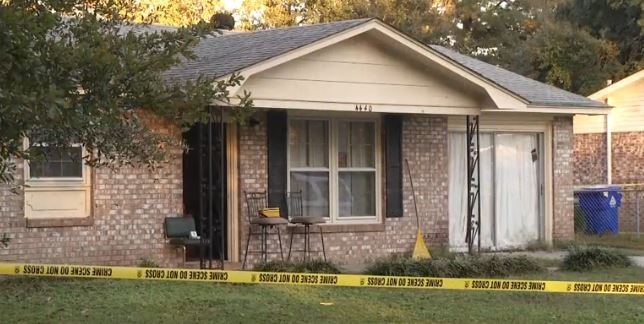 Authorities in South Carolina say a 13-year-old who was at home alone used his mother's gun to shoot and kill a burglar.