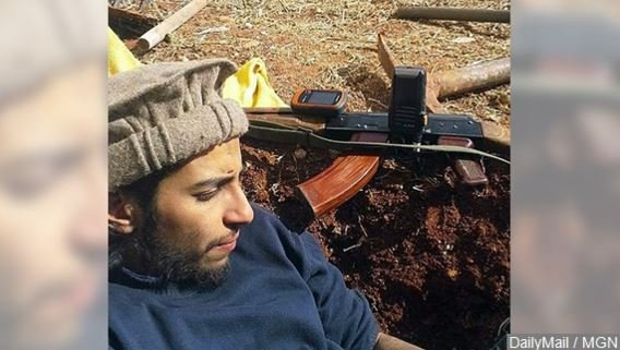 Abdelhamid Abaaoud named as alleged mastermind of Paris terror attacks, Photo Date: Undated