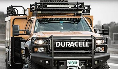 Duracell's Rugged Responder will be in the Spokane area (PHOTO: Duracell/Facebook)