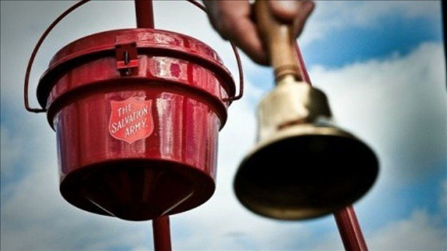 Red Kettles are out starting Friday.
