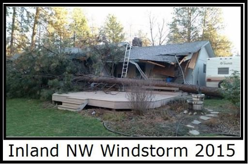 The death toll from a wind storm that struck Spokane County last November has climbed to four.