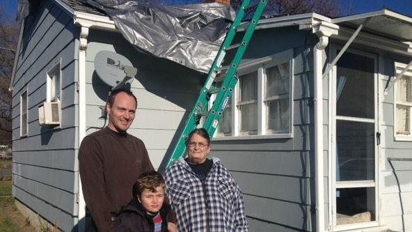 Social media helped Denise Gertsch get the help she needed.