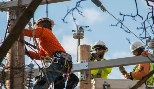 Crews work to restore power to the Inland Northwest
