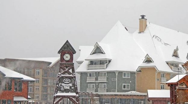 Schweitzer Mountain will open up on Friday!