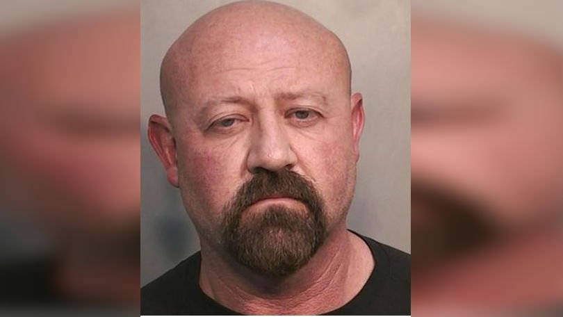Police say he had a pistol, a knife and the assault weapon in the car, along with the body armor and 500 rounds of ammunition.