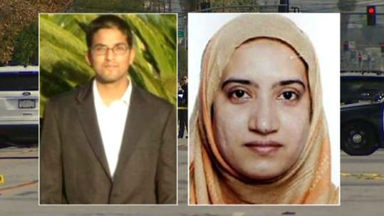 Two officials say investigators are looking into whether Tashfeen Malik radicalized her American-born husband and was the driving force in the San Bernardino massacre plot.