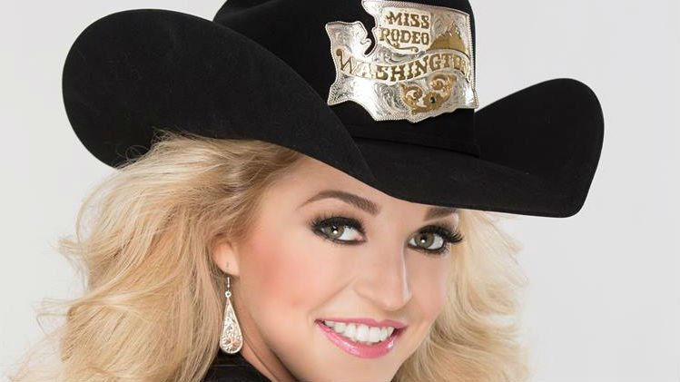 Katherine Merck was crowned Miss Rodeo America Sunday.