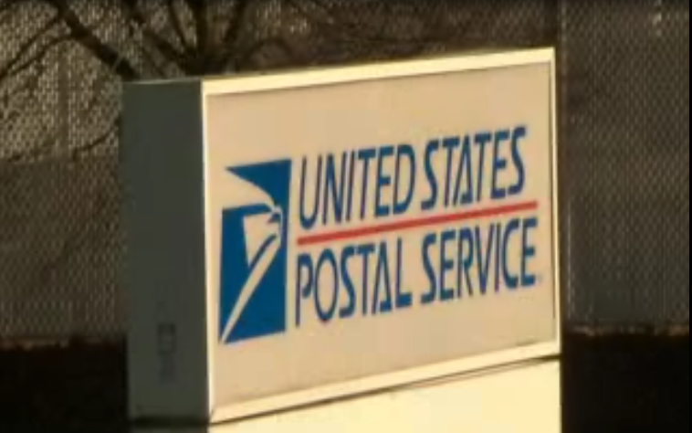 USPS says there will be a 2-3 day mail delay due to damage at the sorting facility.