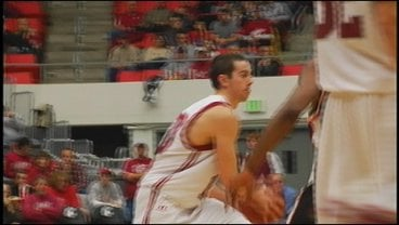 Klay Thompson scored 14-points in the Cougars' win over Idaho State on Tuesday night