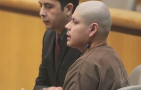 Francisco Resendez Miranda was sentenced Monday. A jury found him guilty of three counts of aggravated first-degree murder in November.