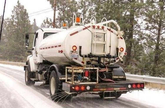 Crews will be working around the clock, but they're not plowing the whole city as of now. It'll be main arterials first...then minor ones and bus routes.