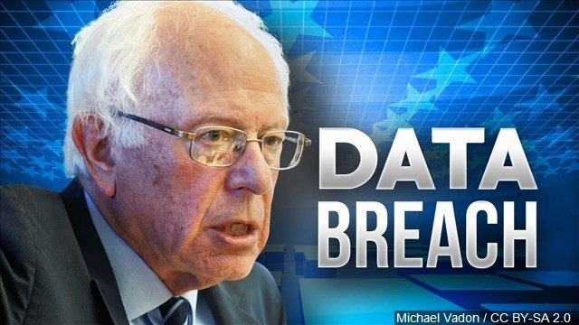 The presidential campaign of Vermont Sen. Bernie Sanders has filed a lawsuit in federal court seeking to regain access to a Democratic National Committee voter database.