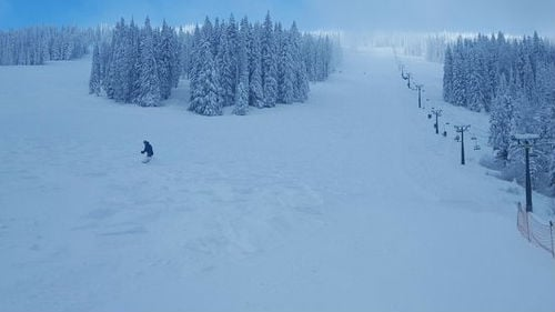 Crystal Mountain and Mount Baker set to open.