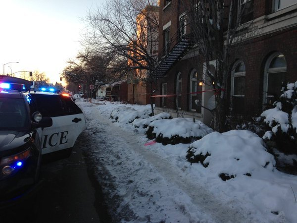 Spokane Police are investigating a stabbing that sent one man to the hospital.