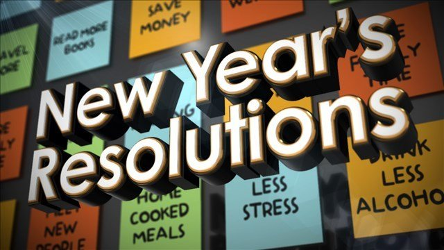 Want to keep that New Year's resolution? A new report says it might not be so difficult.