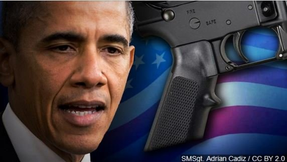 President Barack Obama says his administration's recommendations for gun control executive actions are within his legal authority and consistent with the Second Amendment.