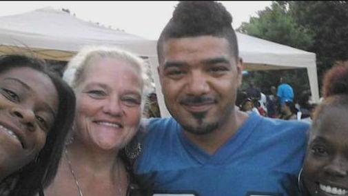 Demetrius Dennis' family picked up his ashes Monday.