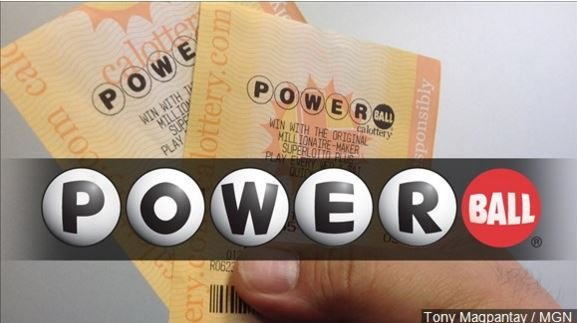 The Powerball jackpot has climbed above $400 million for the first time in nearly three months.
