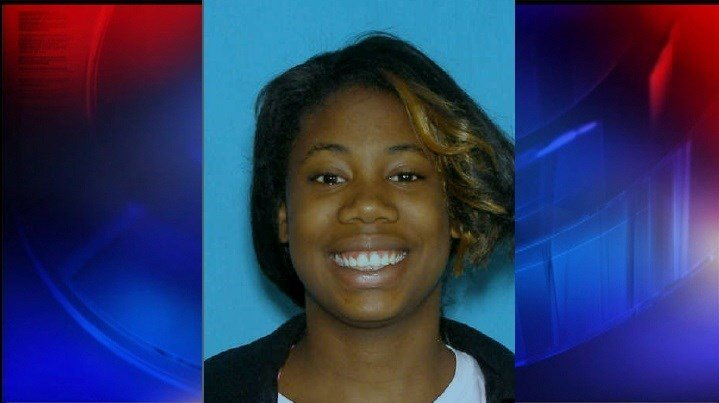 21-year-old Donisha Pitchford and her boyfriend were arrested without incident.