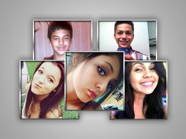Five families of teenagers shot by a classmate at Marysville-Pilchuck High School are seeking up to $110 million in damages from the school district and father of the shooter.