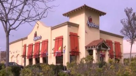 A pregnant California woman has filed a claim saying she found a bloody fingertip in a salad at an Applebee's restaurant in Paso Robles. Photo: NBC