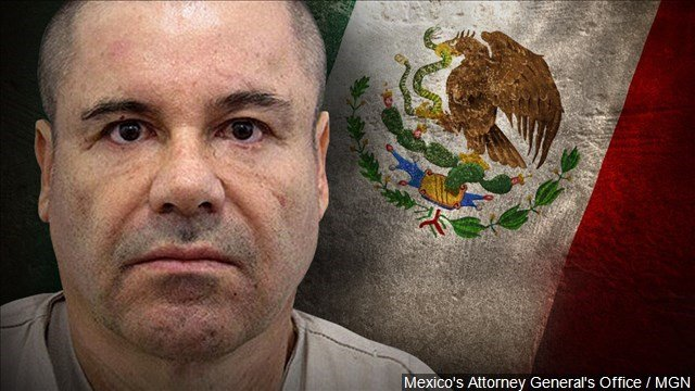 """A Mexican federal law enforcement official says the country is willing to extradite recaptured drug lord Joaquin """"El Chapo"""" Guzman to the United States. That's a sharp reversal from the government's position after his last capture in 2014."""