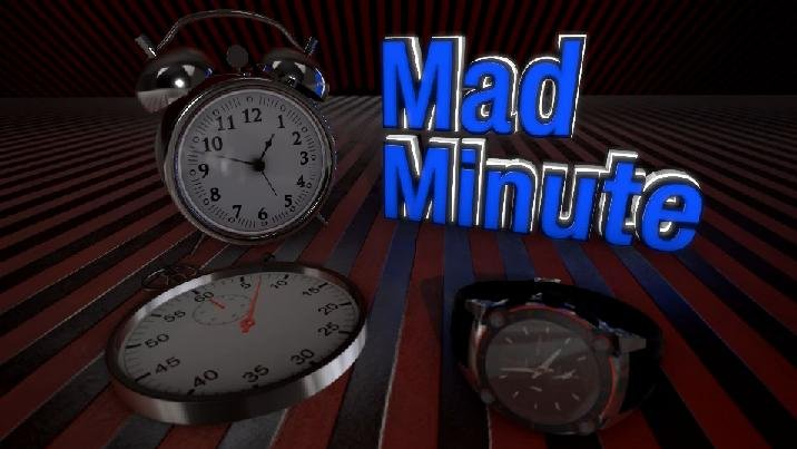 Mad Minute for 12/30/16