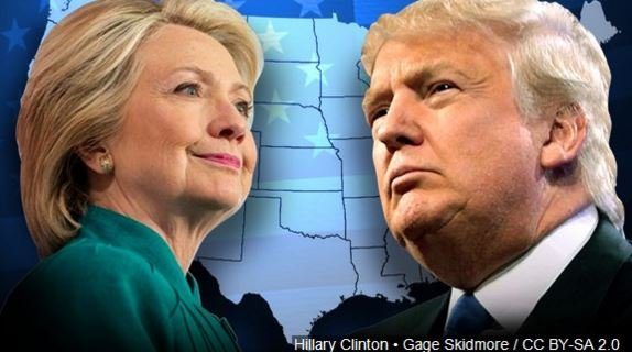 Donald Trump and Hillary Clinton remain the frontrunners for their party's nominations.