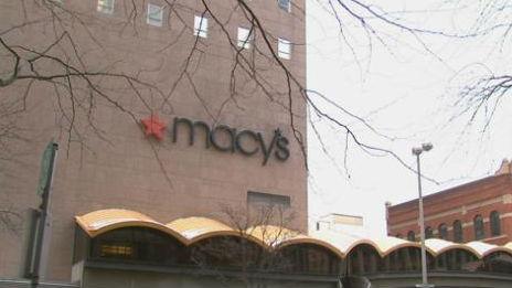 Ginny wants Macy's to stay in downtown Spokane.