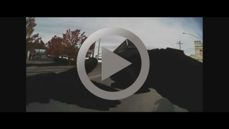 Footage from the officer-involved shooting from November 7