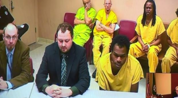 Martin L. Burnell makes his first court appearance Thursday afternoon.